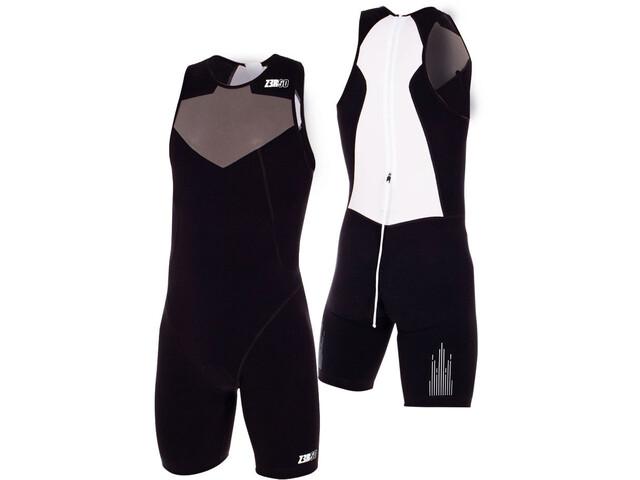 Z3R0D Elite Trisuit Men, black series